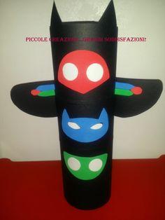 Sweet table dei Pj Masks