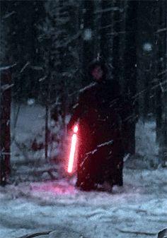 Star Wars: The Force Awakens Star Wars Kylo Ren, Rey Star Wars, Star Wars Art, Kylo Ren Fan Art, Bergen, Princes Leia, Knights Of Ren, Kylo Ren Adam Driver, Last Jedi