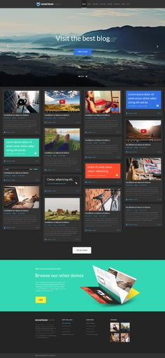 #Monstroid features everything you need to build a fully-personalized #website, #blogger Get it now: http://www.templatemonster.com/wordpress-themes/monstroid/?utm_source=pinterest&utm_medium=timeline&utm_campaign=submonstr
