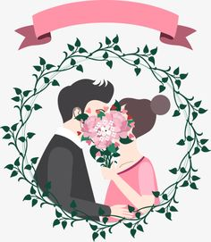 New Ideas Wedding Couple Cartoon Ideas Wedding Icon, Wedding Art, Wedding Couples, Trendy Wedding, Wedding Illustration, Family Illustration, Wedding Drawing, Watercolor Wedding, Wedding Couple Cartoon