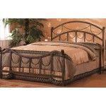 $366.12  Antique Finish Queen Bed - Coaster 300021Q