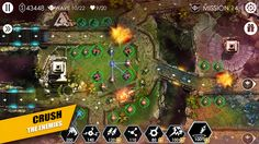 Tower Defense: Invasion HD v1.12 [Mod]   Tower Defense: Invasion HD v1.12 [Mod]Requirements:2.3 Overview:The earth is being invaded by Aliens they are very crowded and aggressive. The only chance of humankind is standing up against this illegal invasion.  Tower Defense Invasion is the latest strategy game. In this Tower Defense game players will use their defensive strategy control of advanced weaponry to fight the dark forces of the Alien.  This is the most intense Tower Defense in the…