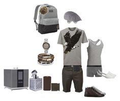 """""""Fly!"""" by k-harm-1220 ❤ liked on Polyvore featuring Balenciaga, Derek Rose, BOSS Hugo Boss, FOSSIL, Bling Jewelry, Platadepalo, Ray-Ban, Dakine, Knomo and Torino Leather Co."""