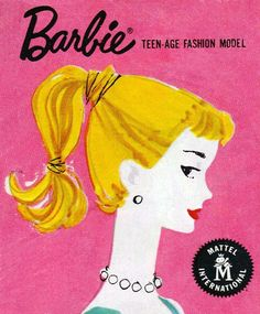 barbie Art