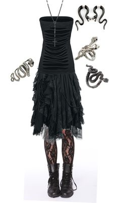 """""""Snakes"""" by bvb3666 ❤ liked on Polyvore"""