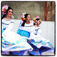 Folklorico Dancers - as graceful as a  ballerina, as tough as a samurai... Facebook.Com/jzanophotography