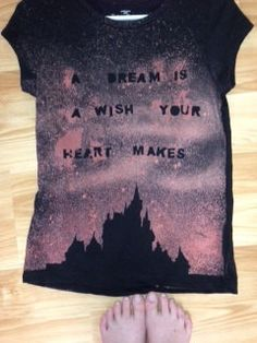Bleach Art Shirt by JustaLittleDisney on Etsy, $25.00 but i'm gonna try and DIY this!!!!!! x