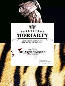 MorMor (Sebastian Moran & James Moriarty) playlist.