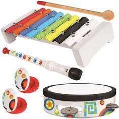 Early Learning Centre Baby Music Rainmaker Instrument Toy Tube Shaker To Win A High Admiration Baby & Toddler Toys