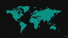 World map wallpaper. resolutions: 1920x1200 1600x1200 1366x768