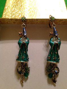 Kirks Folly Wizard Earrings