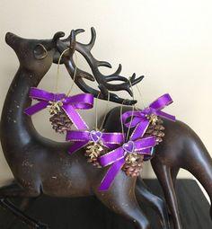Mini ornaments Valentine's day Christmas ornaments by BeLightbyMoe