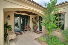 Paradise Valley Spanish Colonial by Calvis Wyant Luxury Homes