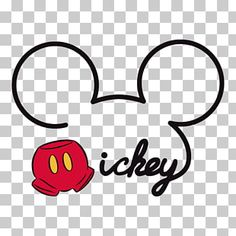 Mickey Mouse Drawings, Mickey Mouse Cartoon, Mickey Mouse Birthday, Mickey Mouse Wallpaper Iphone, Minnie Mouse Balloons, Disney Diy Crafts, Minnie Mouse Pictures, Mickey Mouse Donald Duck, Mouse Illustration