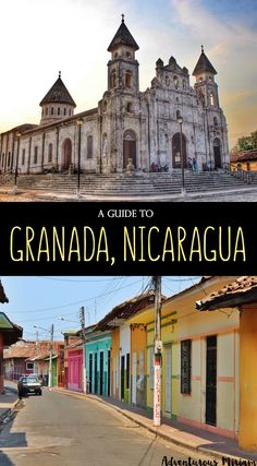 Granada is the oldest colonial city in Nicaragua and the oldest city in Central America at its original site. But what happens when a place becomes too touristy? Here's why I had mixed feelings about Granada, Nicaragua. Ometepe, Granada, Ecuador, Peru, Chile, Managua, Us Road Trip, South America Travel, North America