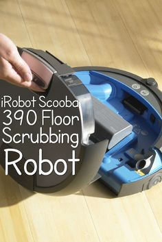 e8404b63536 The Scooba series mimics a true mop more closely. Th Braava is meant as a