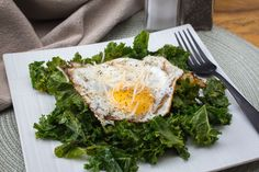 Contrary to popular belief, spinach is not a particularly significant source of iron. The myth around its high iron content was born from a study in which Vegetarian Pho, Vegetarian Cookbook, Vegetarian Cheese, Pho Recipe, Sweet Potato Breakfast, Super Greens, Buzzfeed Food, Cereal Recipes