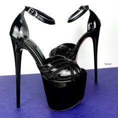Metallic High Heels, Chunky High Heels, Hot High Heels, Thick Heels, High Heels Stilettos, Peep Toe Heels, Platform Stilettos, Stiletto Heels, Ankle Strap High Heels