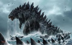 All the Godzilla kaiju ranked from weakest to strongest. This was determined using two factors: size, and to a greater extent, how the dealt with Godzilla in. Skull Island, San Diego Comic Con, King Kong, Misty Pokemon, Godzilla 2014 Movie, Godzilla Franchise, Godzilla Godzilla, Godzilla Comics, Dragon Rey
