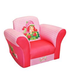 Take a look at this Strawberry Shortcake Standard Rocker by Newco on #zulily today!
