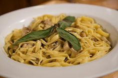 Recipe : Tagliatelle with Porcini Mushrooms