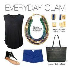 Everyday glam