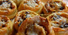 Ελληνικές συνταγές για νόστιμο, υγιεινό και οικονομικό φαγητό. Δοκιμάστε τες όλες Onion Rings, Food And Drink, Ethnic Recipes, Onion Strings