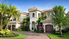 I love the terracotta roof !