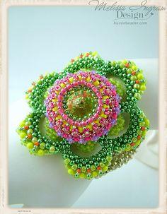 The Heart of Arabesque Bracelet by Social Butterfly Jewellery, via Flickr