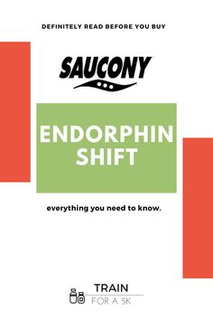 Looking for ideas for a new running shoe? The Saucony endorphin might be the right shoe. High quality running shoes are nothing new for Saucony, visit www.trainfora5k.com to learn if the endorphin shift is right for you!