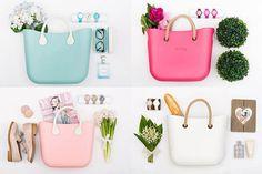 O Bag: la borsa mare è personalizzabile, colorata e trasformabile