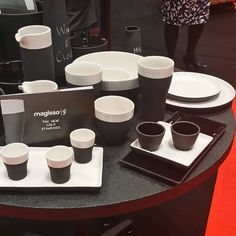 Keeping you cool….new #ColdStandard from @MagissoLtd as @Service_Ideas …. #HX2015 #TabletopMatters (at Jacob K Javits Convention Center)