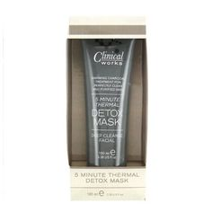 Clinical Works 5 Minute Thermal Detox Mask 100 ml 3.38 US fl oz Tube Clinical Works,http://www.amazon.com/dp/B00HZ1BFZQ/ref=cm_sw_r_pi_dp_B4Uptb025K17TF68
