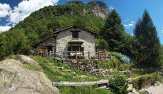 Brione, Ticino.