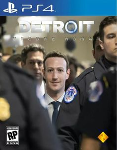 Detroit: Become Human cover art