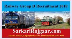 #Railway Recruitment Board #RRB Invites Online Application Form for the Recruitment Post of Group D (Class IV) Grade #Vacancy. Railway Group D Recruitment Online Form 2018. RRC Centralized #Recruitment 02/2018