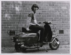 The Scooterist: Youth Culture - Mods & Rockers 1960s - 1970s