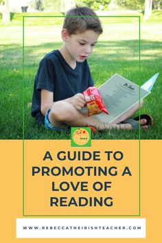 A simple guide to promoting a love of reading in children. Adopt some of these easy tips to enage your children in quality texts. Reading Comprehension Strategies, Writing Strategies, Reading Resources, Literacy And Numeracy, Numeracy Activities, Kindergarten Readiness, Functional Literacy, Elementary Teacher, Upper Elementary