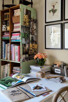 debra hayes workspace. style + focus.