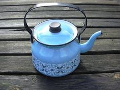 Finel teapot Arabia Finland