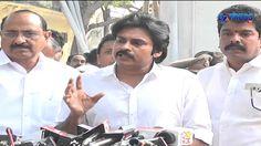 Pawan kalyan on AP capital Problems - Express TV