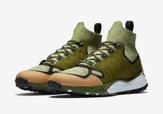 Nike Zoom Talaria Mid Olive Vachetta Tan 875784-300 | SneakerNews.com