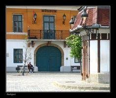 Óbuda (old Buda), de IIIrd district of Budapest_ West Hungary