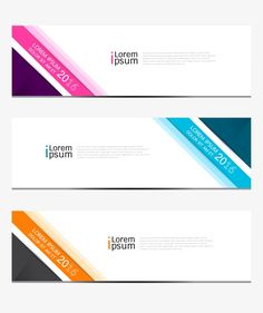 BANNERS, BANNERS Vector Material Fashion, Fashion Banner Background PNG and Vector