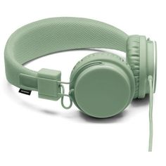 Urbanears Urban Ears Plattan Sage Headphones ($40) ❤ liked on Polyvore featuring accessories, tech accessories, urban headphones, apple iphone headphones, folding headphones, urbanears headphones and urbanears