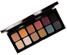 Laura Mercier Hidden Gems Eye Colour Palette Review & Swatches
