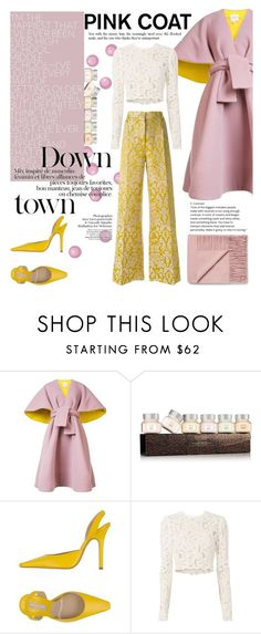 """""""Untitled #178"""" by natalijaxxx ❤ liked on Polyvore featuring Delpozo, Laura Mercier, Michael Kors, A.L.C. and Erika Cavallini Semi-Couture"""