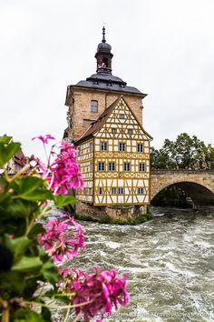 travelyesplease.com   Blog Post: Bamberg, Germany- A Bavarian Treasure   Altes Rathaus