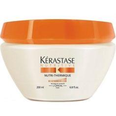 Productos #kerastase. Mascarilla nutri-thermique. Dentro de los productos kerastase conoce las Mascarillas de alta nutrición termo-activada para cabellos profundamente resecos.