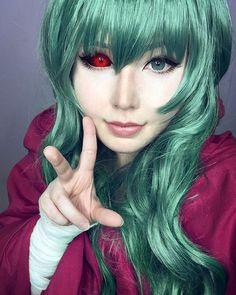 Eto cosplay por Yumizu - chan | Tokyo Ghoul